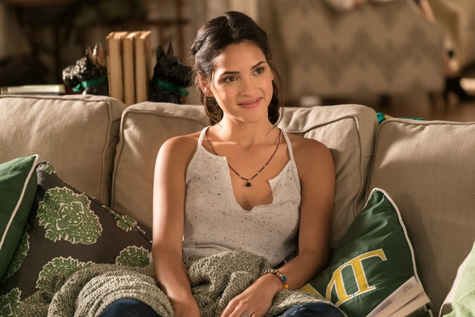 "ADRIA ARJONA as Amanda in New Line Cinema's comedy ""LIFE OF THE PARTY,"" a Warner Bros. Pictures' release."