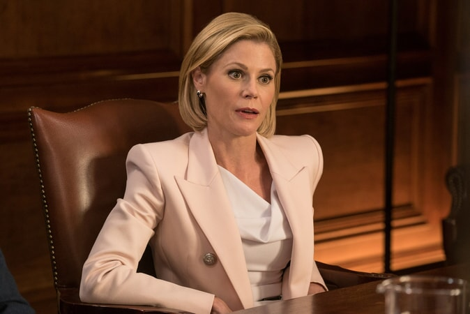 "JULIE BOWEN as Marcie in New Line Cinema's comedy ""LIFE OF THE PARTY,"" a Warner Bros. Pictures' release."