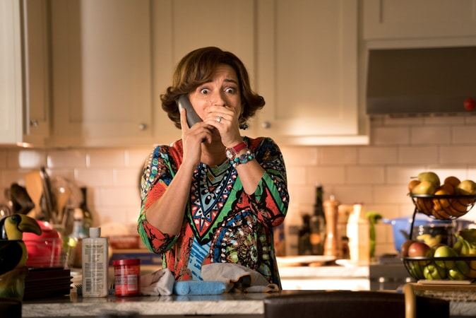 "MAYA RUDOLPH as Christine in New Line Cinema's comedy ""LIFE OF THE PARTY,"" a Warner Bros. Pictures' release."