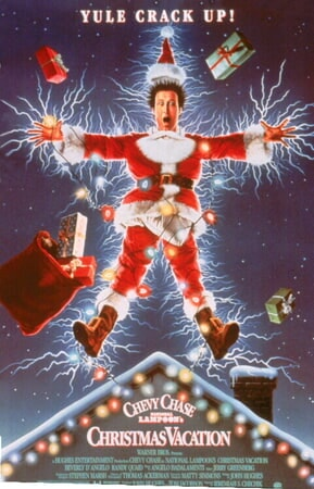 National Lampoon's Christmas Vacation - Poster 1