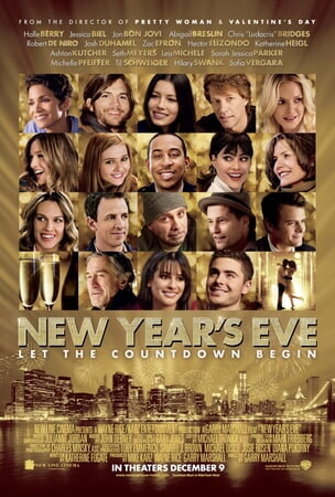 New Year's Eve - Poster 1