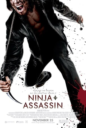 Ninja Assassin - Poster 1