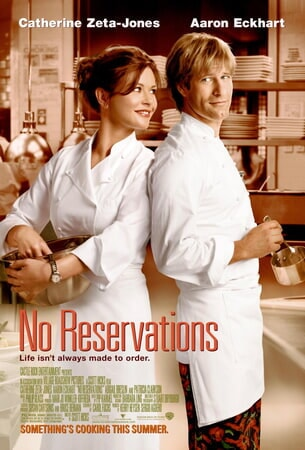 No Reservations - Poster 1