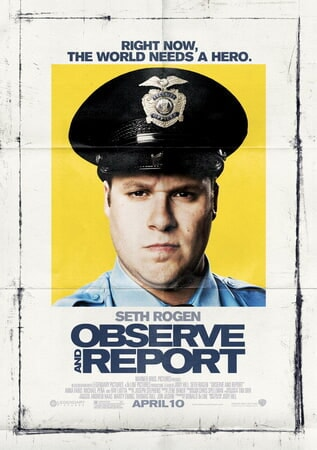 Observe and Report - Poster 1