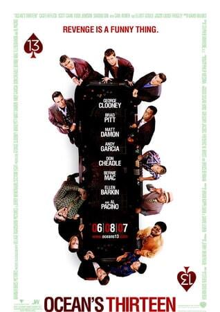 Ocean's Thirteen - Poster 1