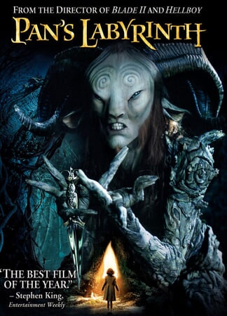 Pan's Labyrinth - Poster 1
