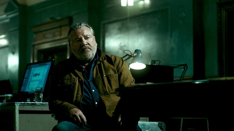 "RAY WINSTONE as Pappas in Alcon Entertainment's action thriller ""POINT BREAK,"" a Warner Bros. Pictures release."