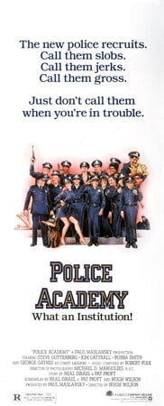 Police Academy - Poster 1