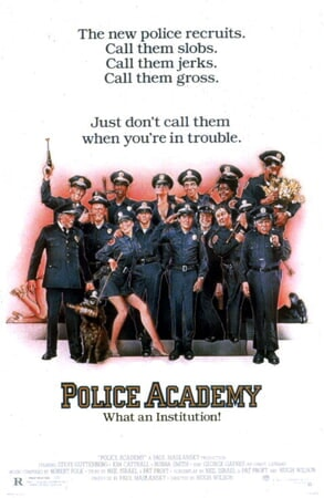 Police Academy - Poster 3