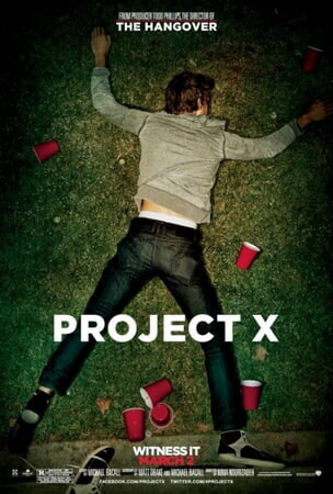 Project X - Poster 1