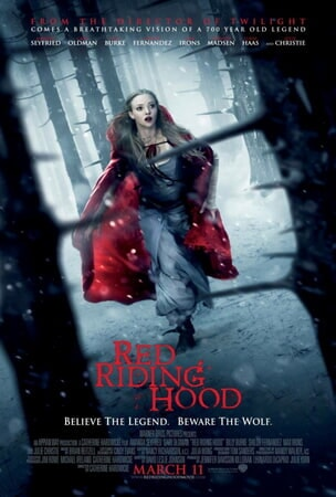 Red Riding Hood - Poster 1