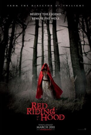 Red Riding Hood - Poster 2