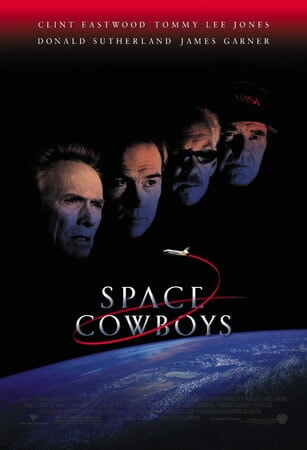 Space Cowboys - Poster 1