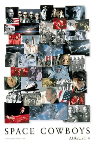 Space Cowboys - Poster 2