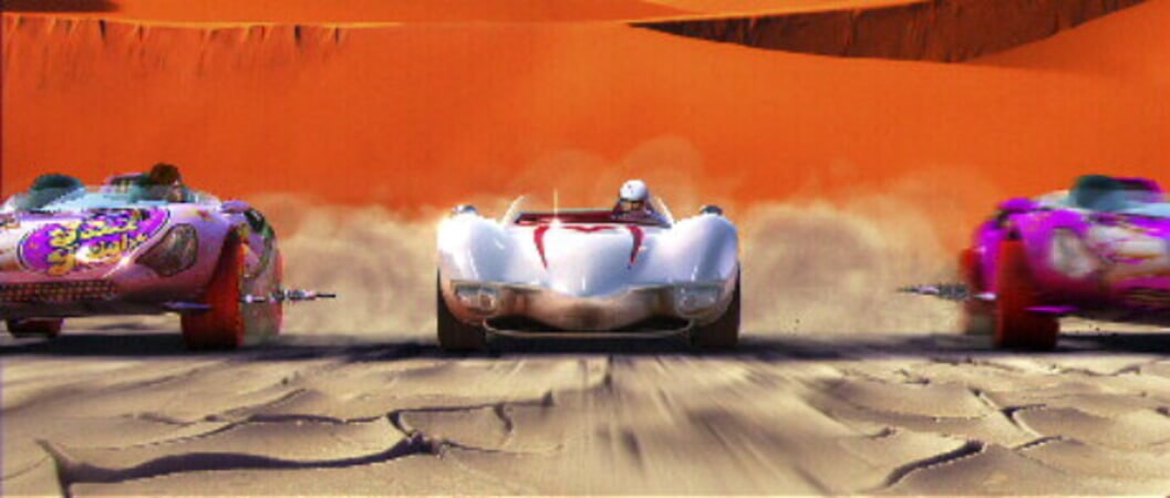 Speed Racer - Image 4
