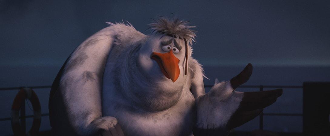 Jasper voiced by DANNY TREJO