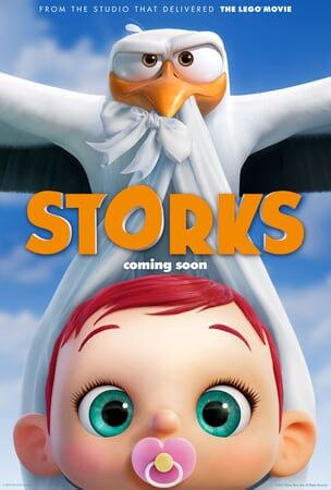 Storks poster 1