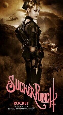 Sucker Punch - Poster 2