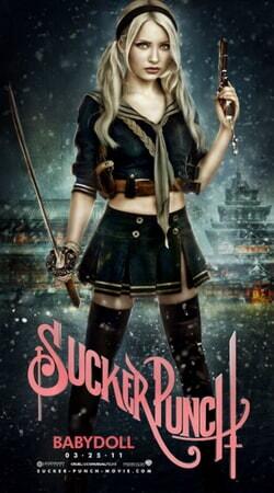 Sucker Punch - Poster 5