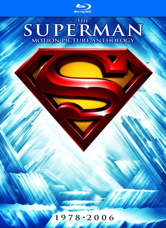 Superman: Motion Picture Anthology (1978-2006) - Poster 1