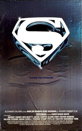 Superman: The Movie - Poster 4