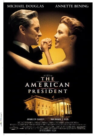 The American President - Poster 1