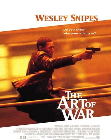 The Art of War - Poster 1