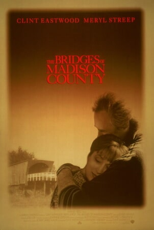 The Bridges of Madison County - Poster 1