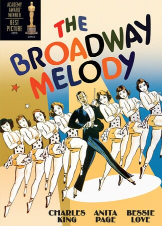 The Broadway Melody of 1929 - Poster 1