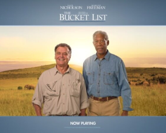 The Bucket List - Image 1