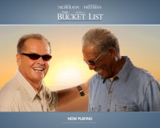 The Bucket List - Image 20