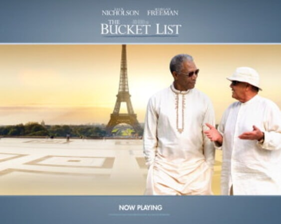 The Bucket List - Image 33