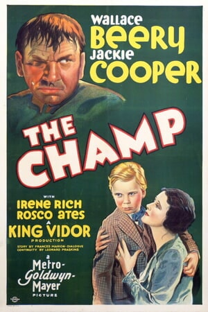The Champ (1931) - Poster 1