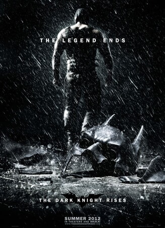The Dark Knight Rises - Poster 2