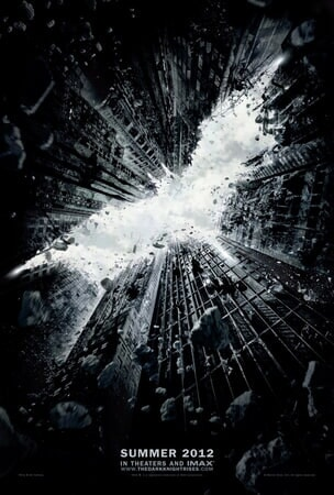 The Dark Knight Rises - Poster 3