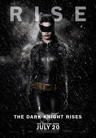 The Dark Knight Rises - Poster 5