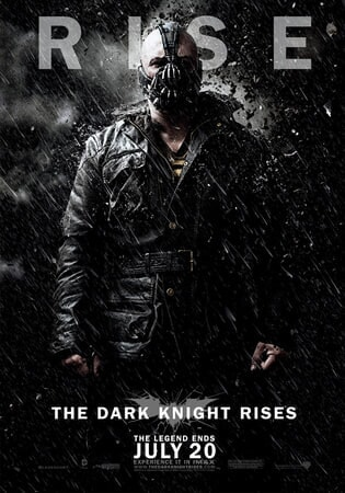 The Dark Knight Rises - Poster 6