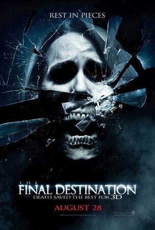 The Final Destination - Poster 1