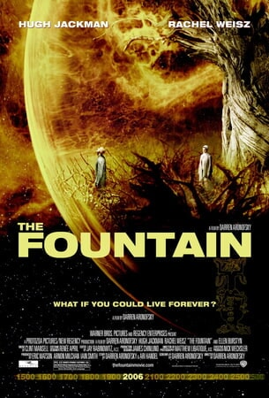 The Fountain - Poster 1