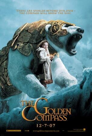 The Golden Compass - Poster 2
