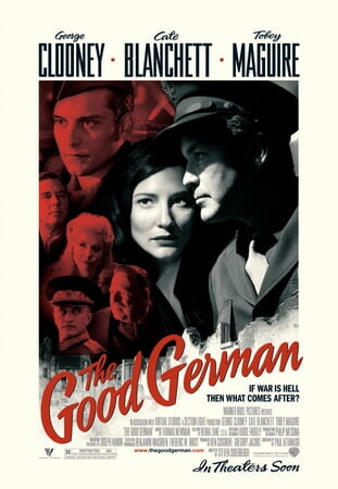 The Good German - Poster 1