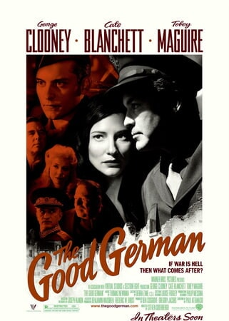 The Good German - Poster 2
