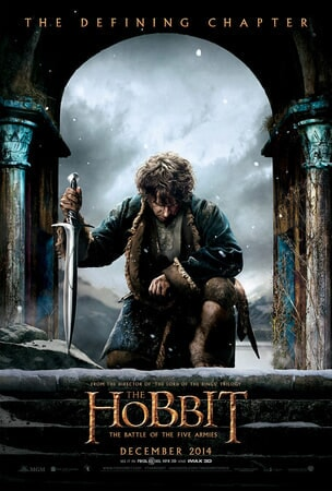 The Hobbit: The Battle of the Five Armies - Poster 2