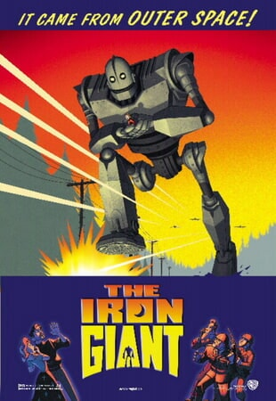 The Iron Giant: Signature Edition - Poster 2
