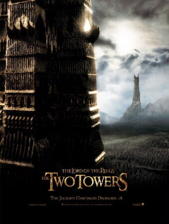 The Lord of the Rings: The Two Towers - Poster 3