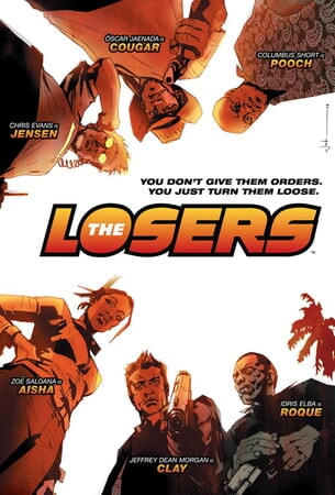 The Losers - Poster 2