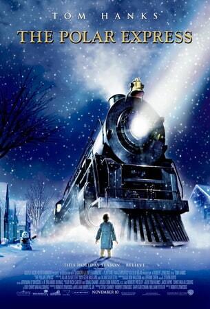 The Polar Express - Poster 1