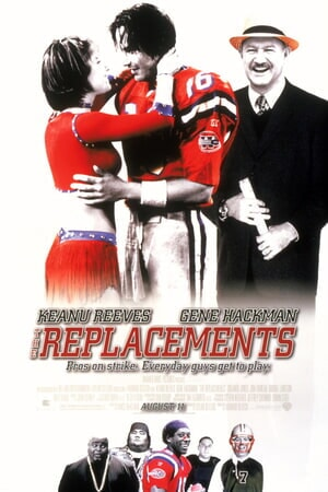 The Replacements - Poster 1