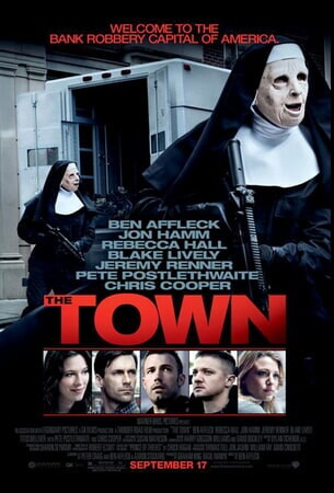 The Town - Poster 1