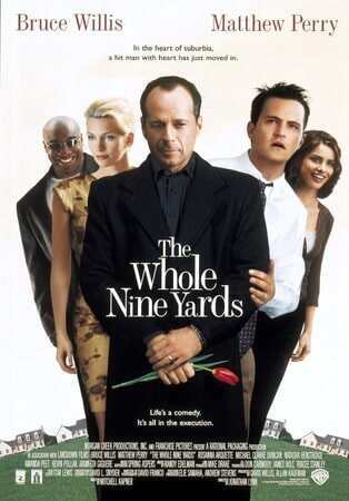 The Whole Nine Yards - Poster 1